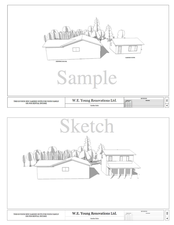 garden suite sample design